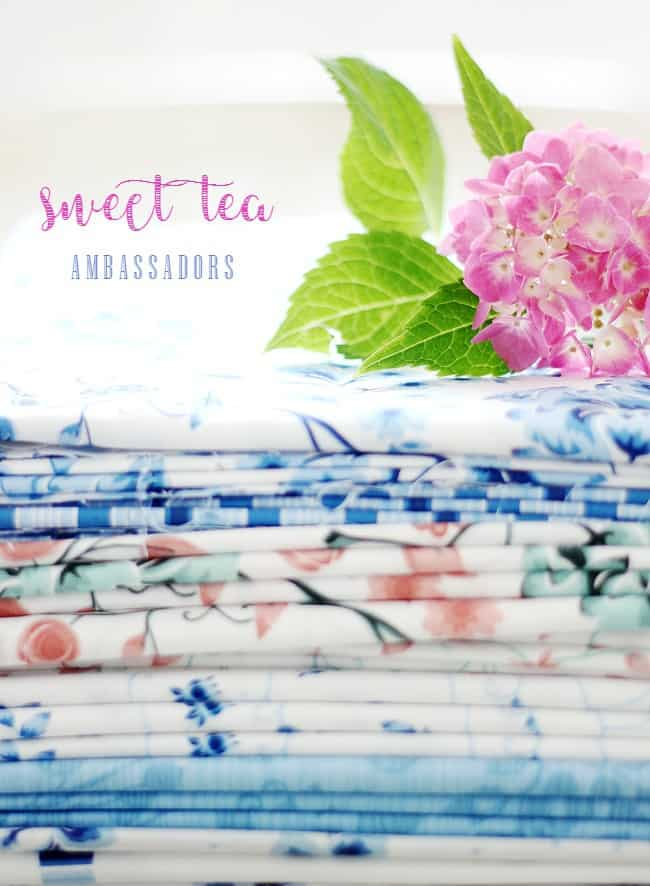 sweet tea ambassadors