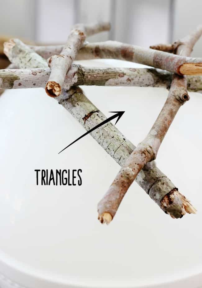 what to make with wood twigs