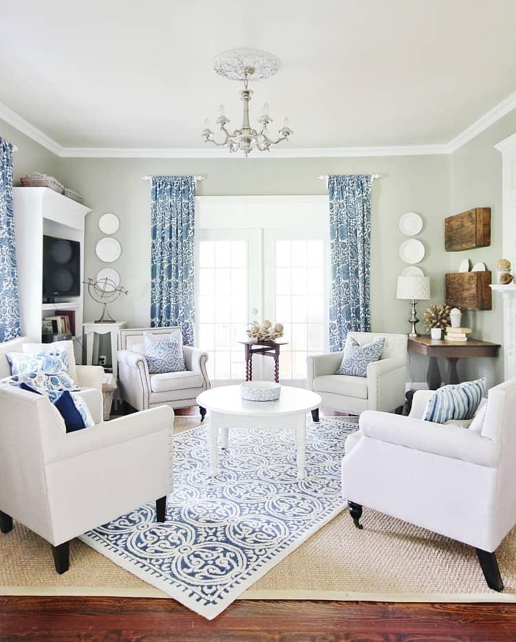 front room rug