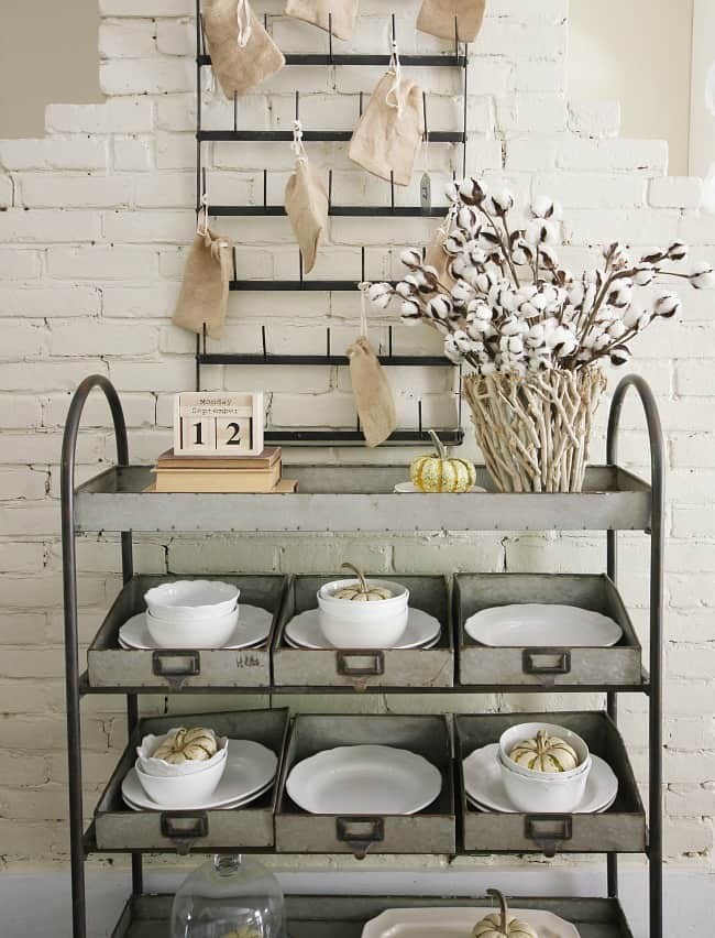fall-kitchen-cotton-and-galvanized-metal