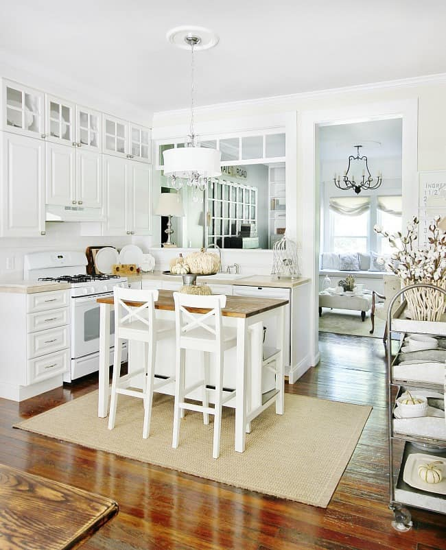 home decor hacks in the kitchen