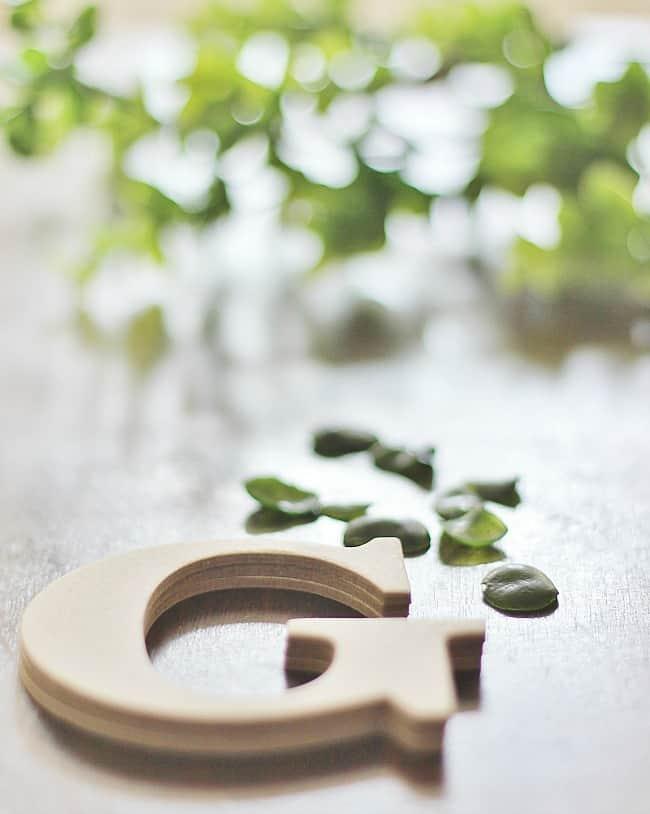 chipboard-letter