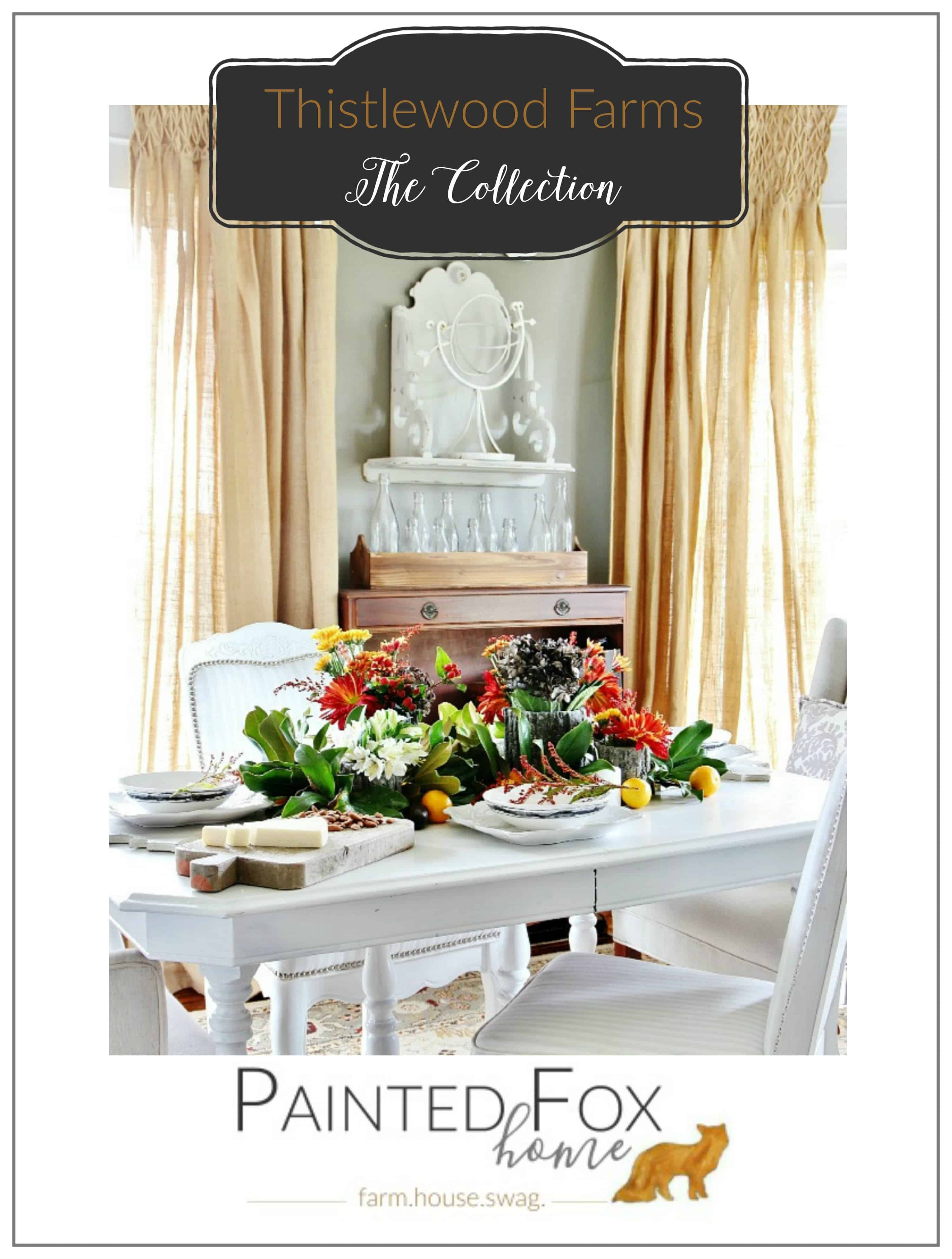 Painted Fox Home - The Collection