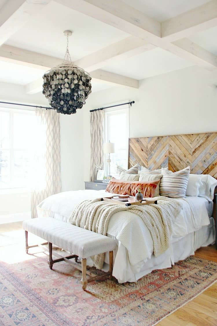 Farmhouse Master Bedroom Furniture French Country