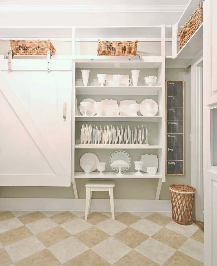 Sliding Butler Pantry Barn Door