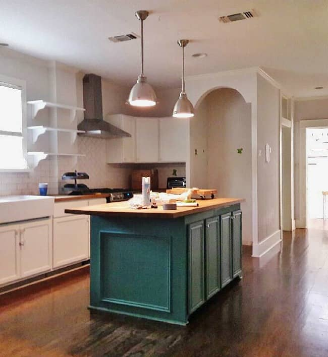 How To Save Money On A Kitchen Remodel Thistlewood Farm