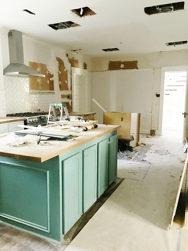 how to remodel a kitchen on a budget moving cabinets