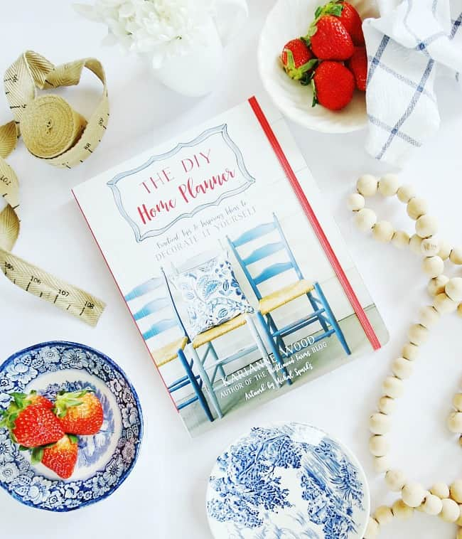 The DIY Home Planner book by KariAnn Wood