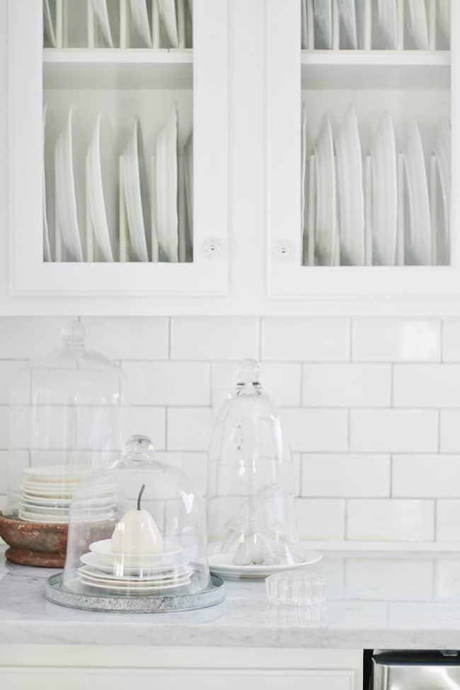declutter your home countertops
