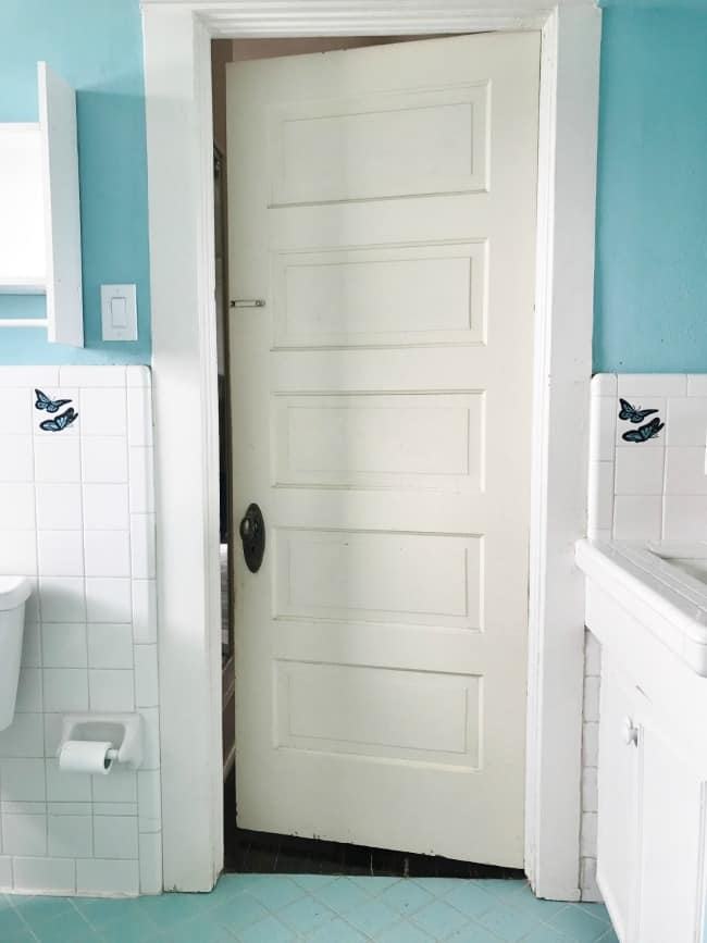 How To Update Your 1950s Bathroom To 2018 Thistlewood Farm