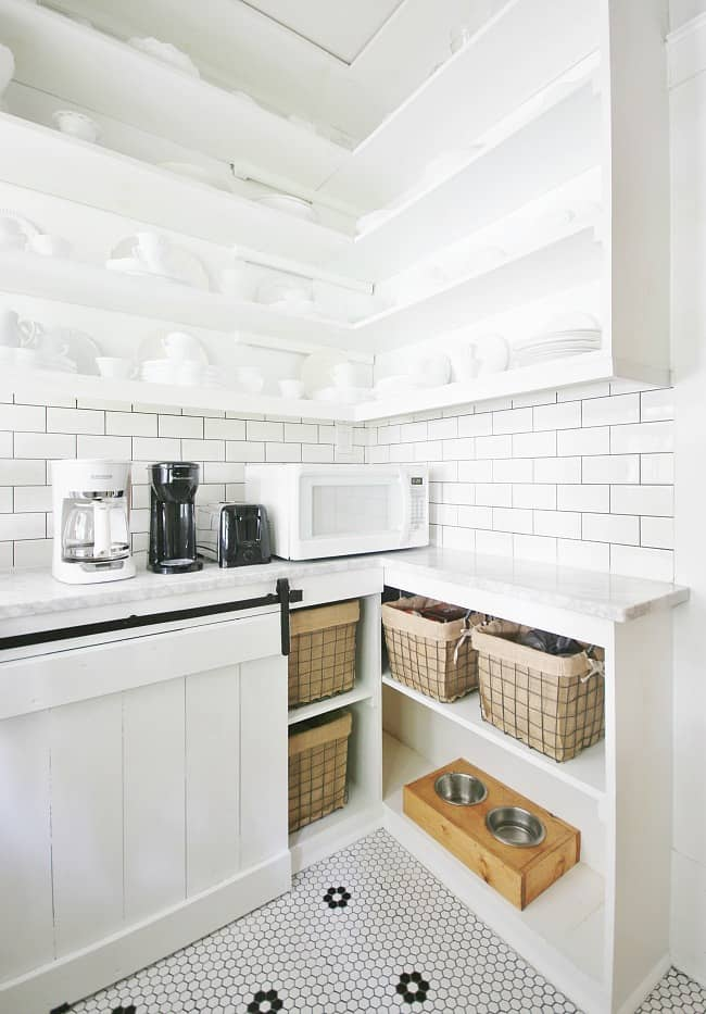 storage ideas for laundry room white cabinets