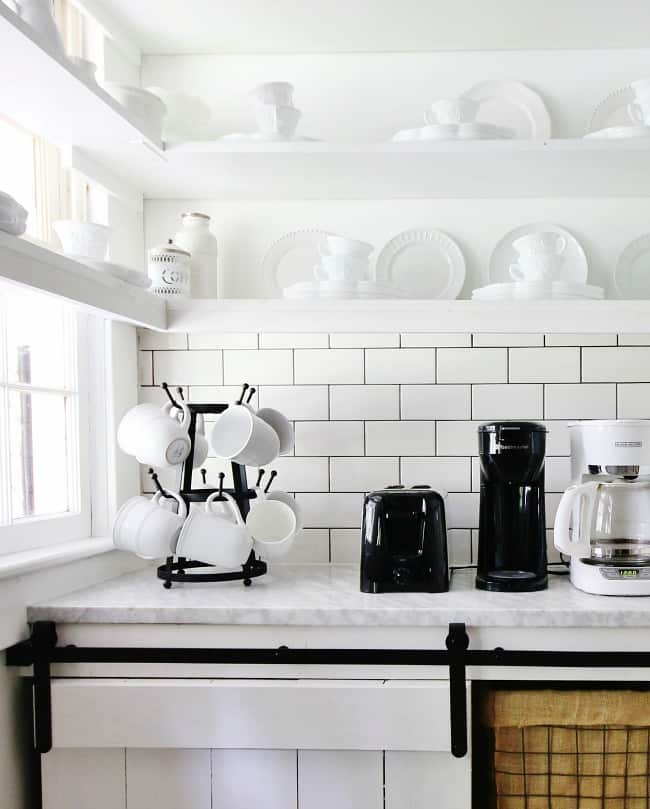ways to update your home in the laundry room