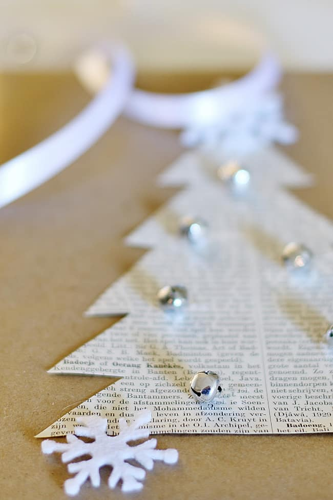 farmhouse diy wrapping paper
