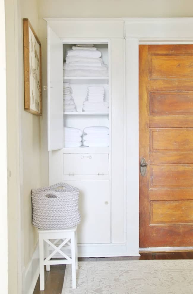simple organizing tips