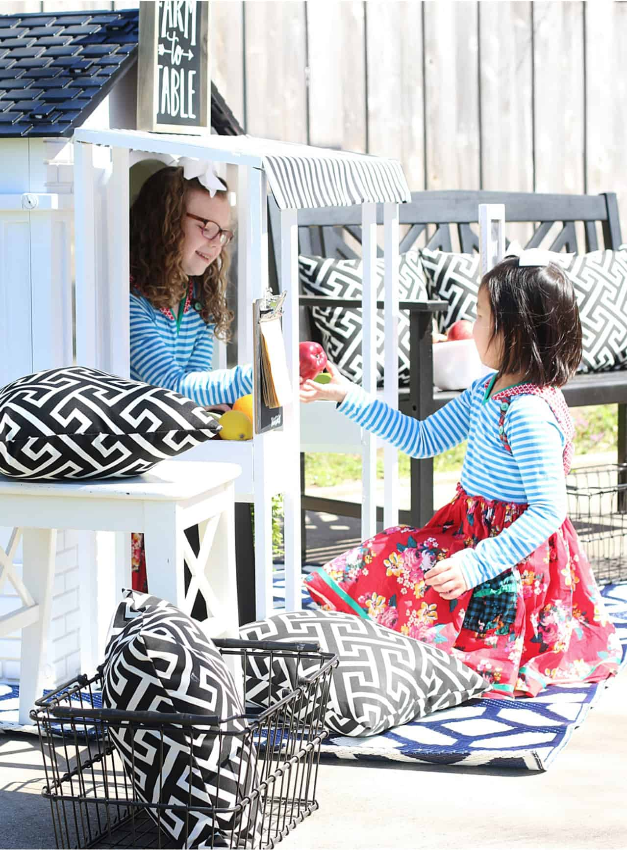 easy diy playhouse ideas