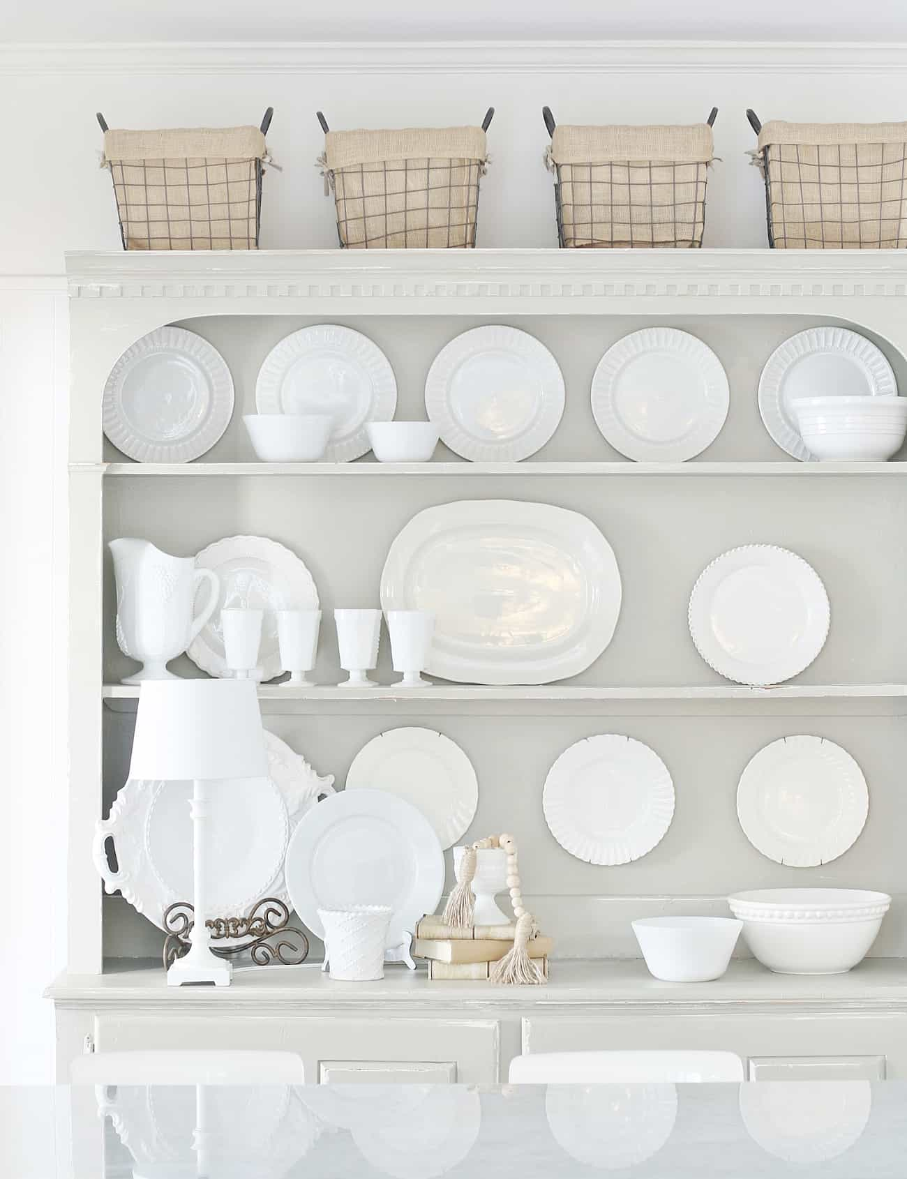 7 Simple Steps to Style a Hutch