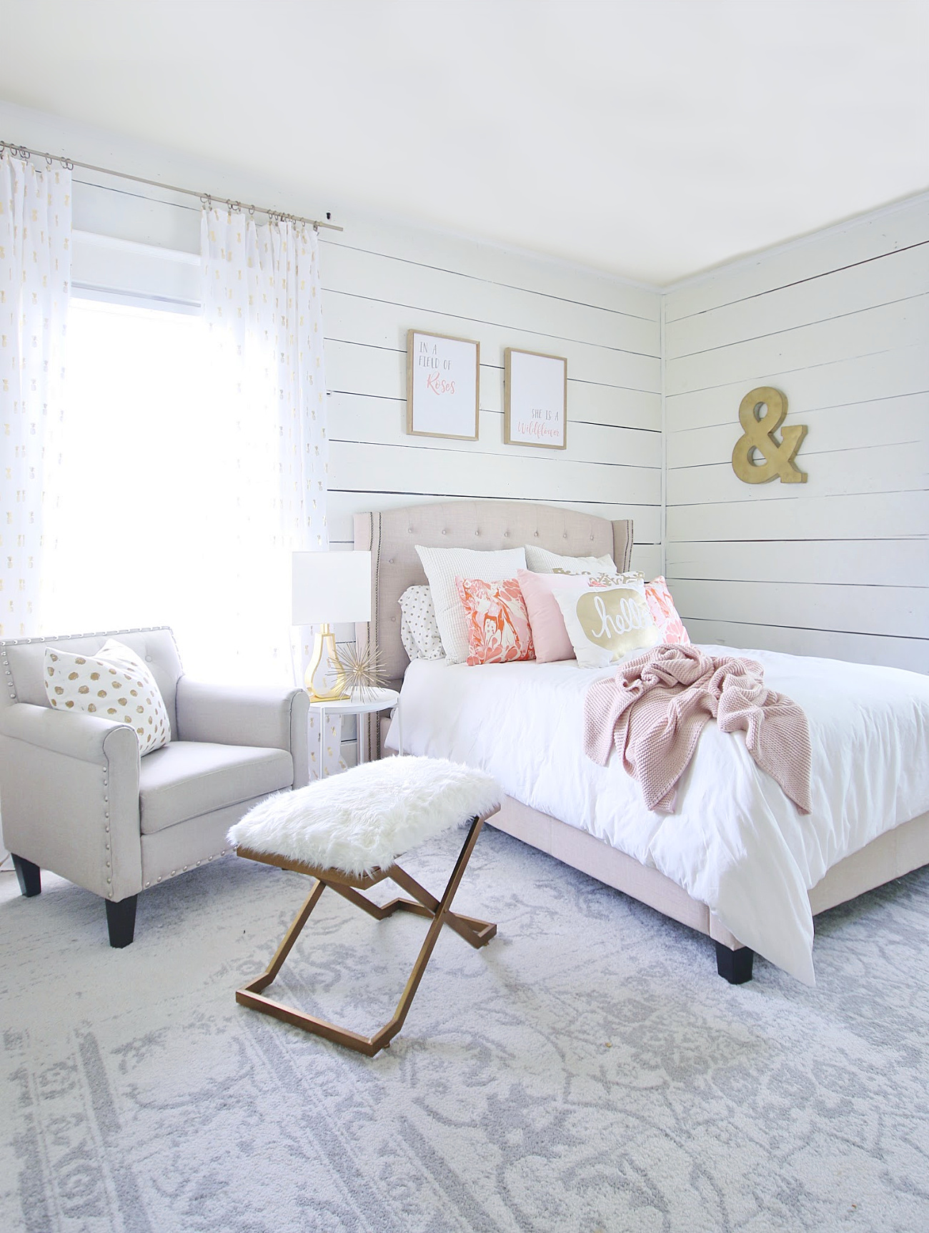 perfect paint color blush color room