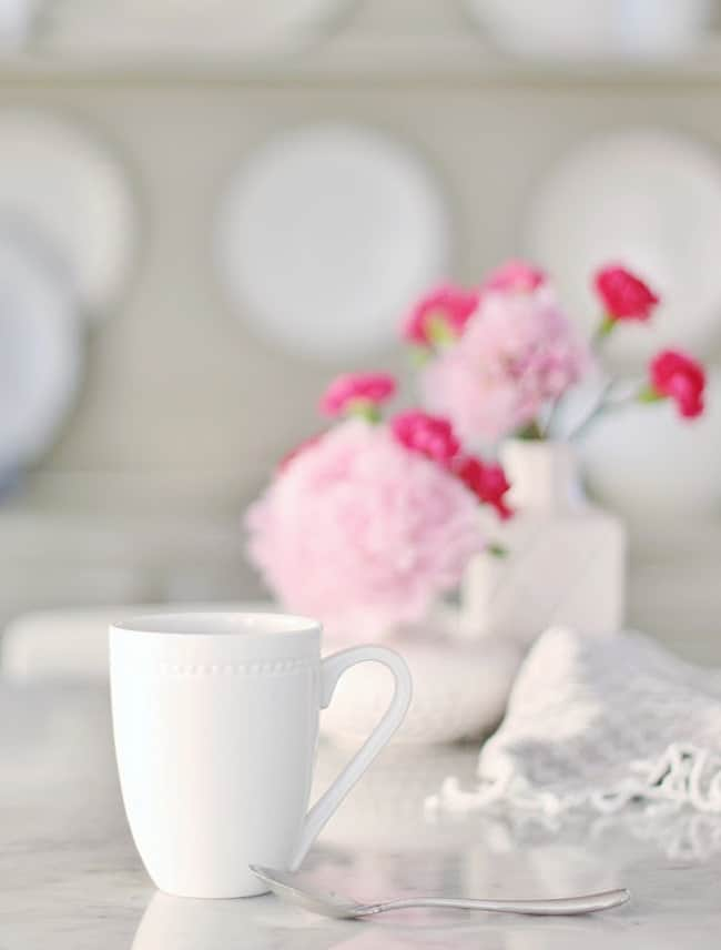 used coffee grounds coffee cup
