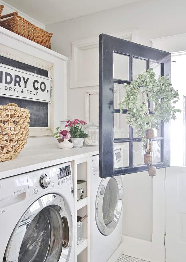 Laundry Rooms and Dutch Doors