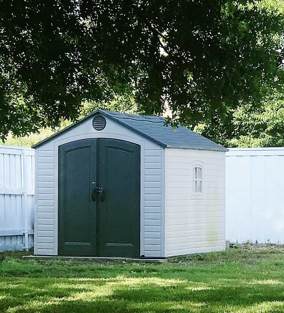 Easy Garden Shed Decorating Ideas Thistlewood Farm