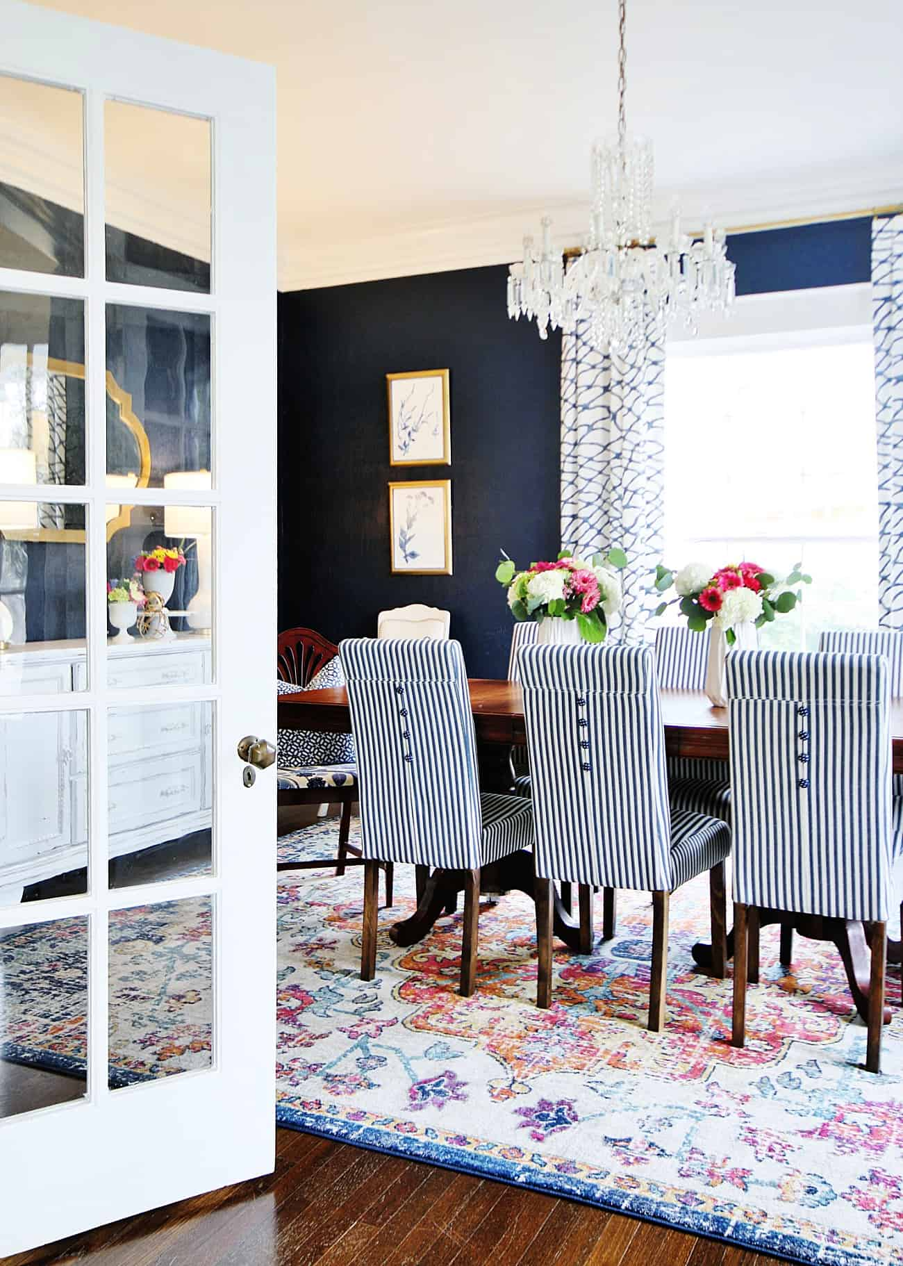 work from home tips dining room
