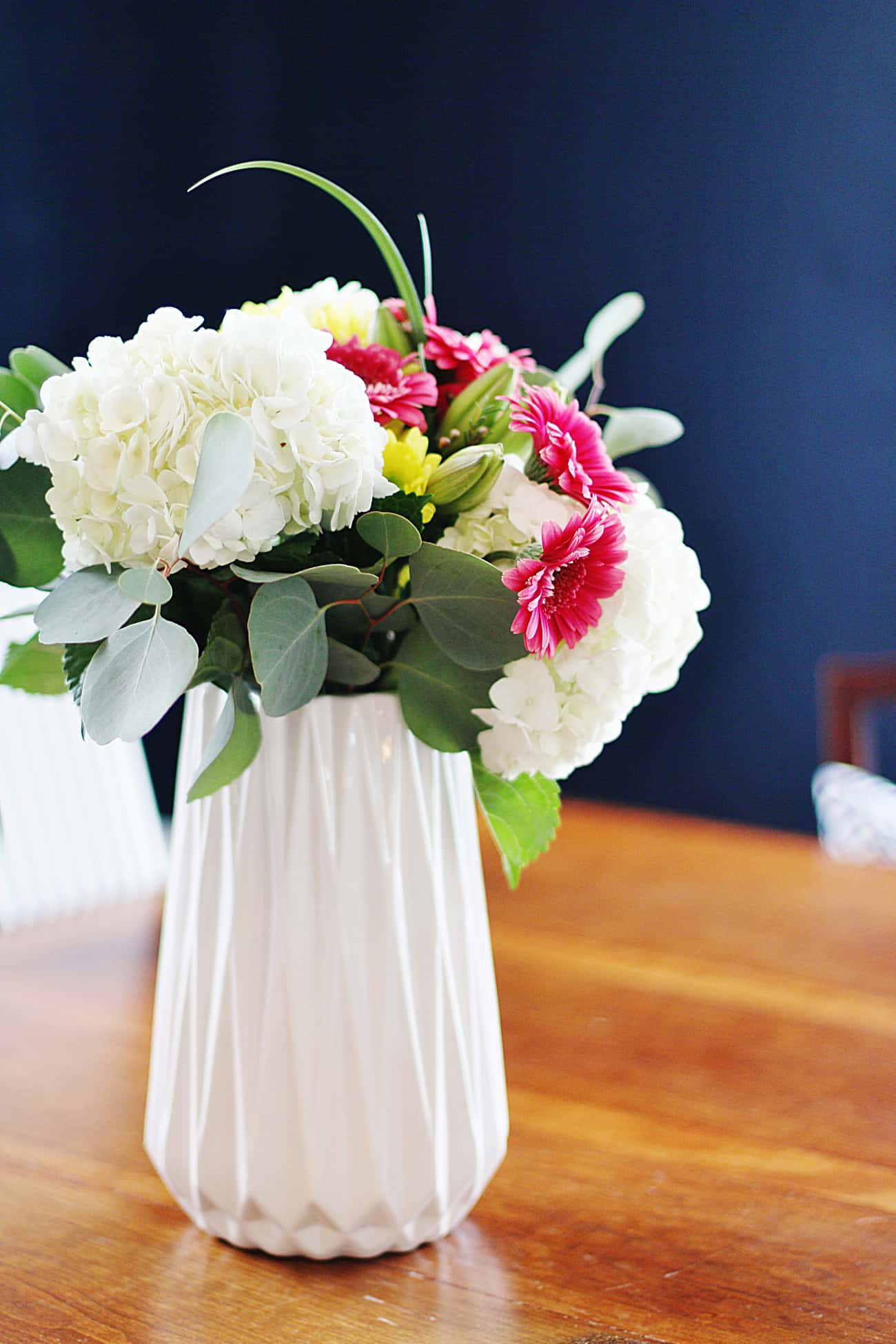 work from home tips flowers