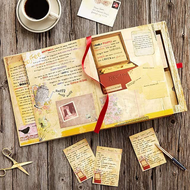Best Mothers Day Gift Ideas letter album