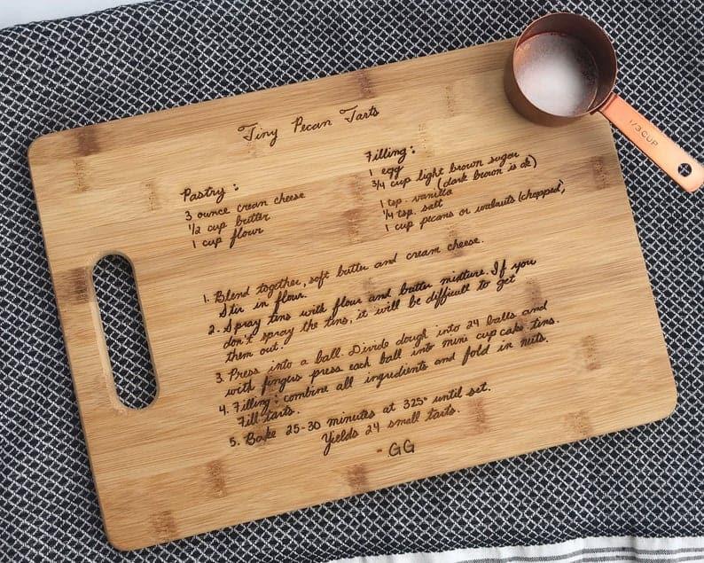 Best Mothers Day Gift Ideas recipe board