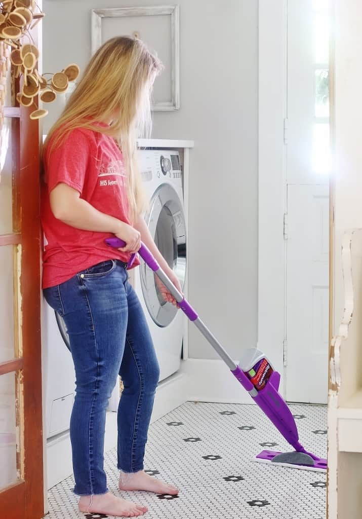 simple tips for cleaning the house