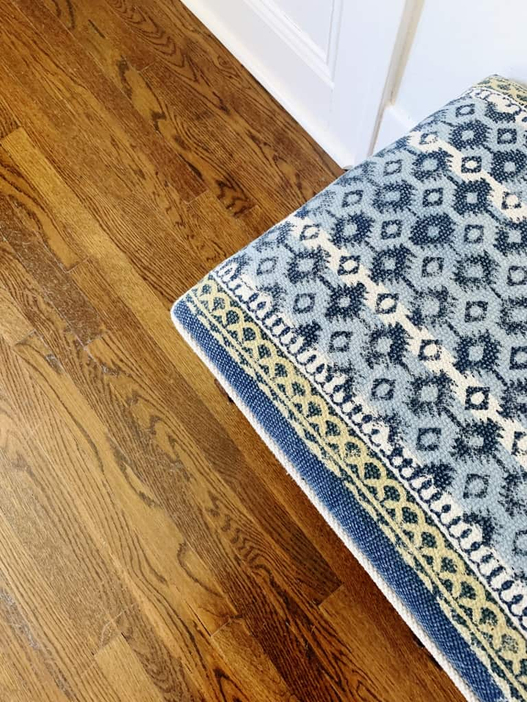 how to clean hardwood daily