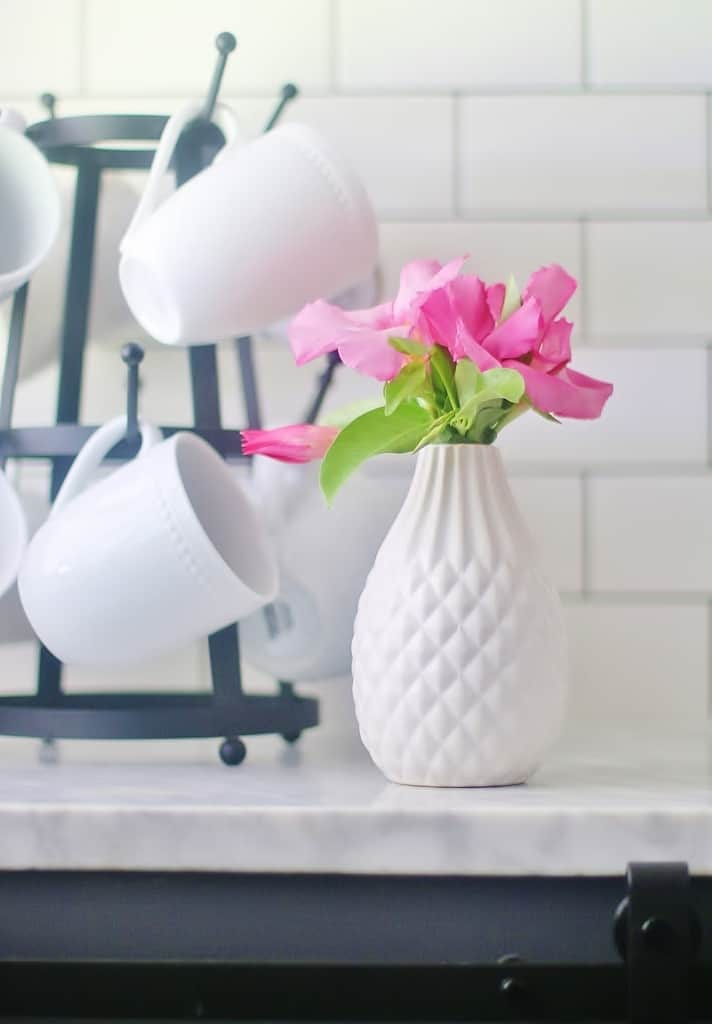 storage ideas for laundry room vase