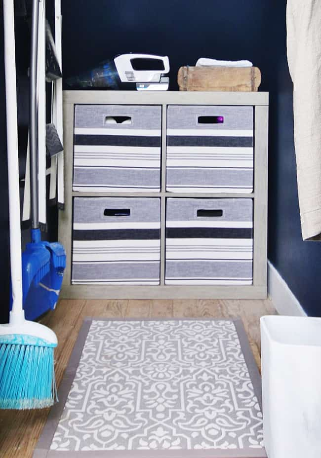 how to maximize space storage bins