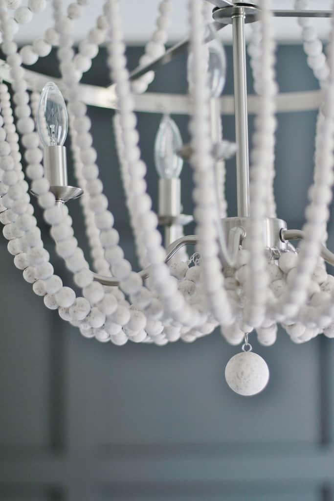 close view chandelier