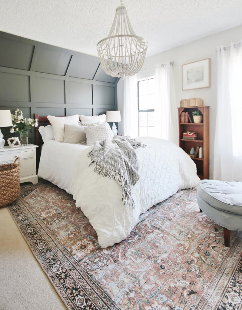 How To Build A Paneled Accent Wall Thistlewood Farm