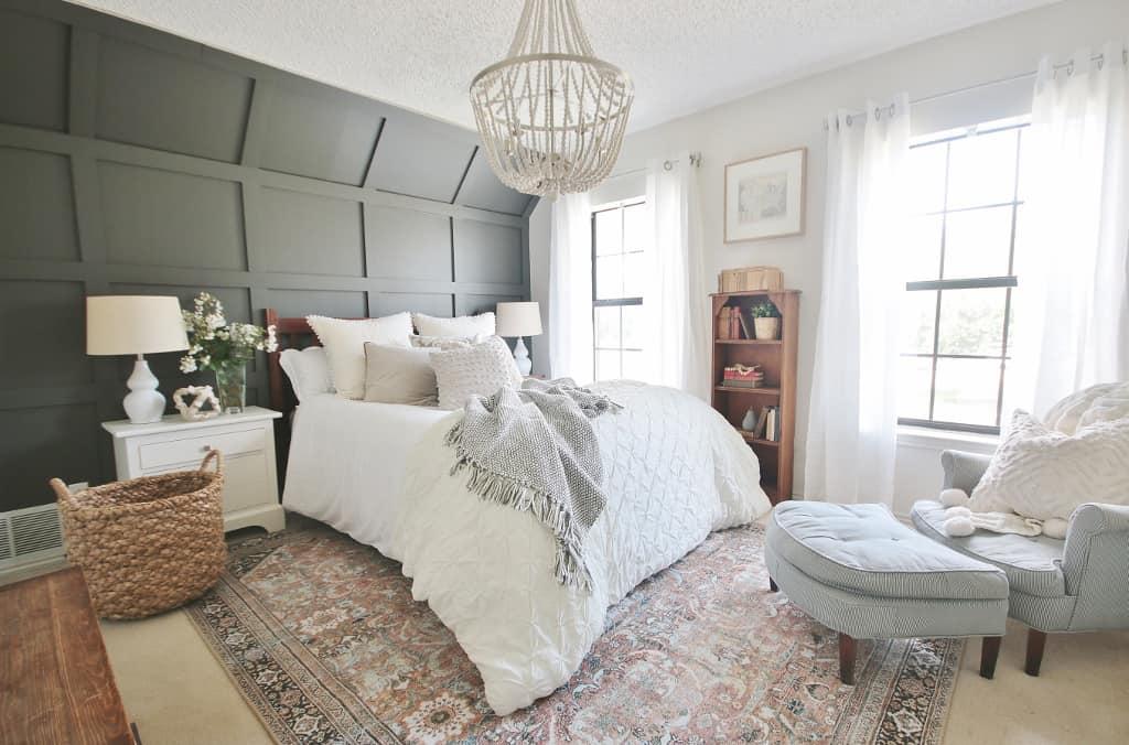 fancy bedroom decor