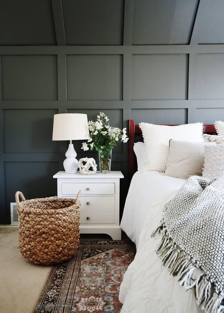 nightstand decor